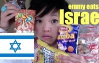 Emmy Eats Israel, again, and again, and again…