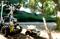 Technion's Rosh Hashanah Dancing Robots