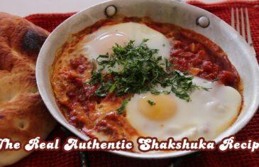 Finally, Authentic Shakshuka Recipe