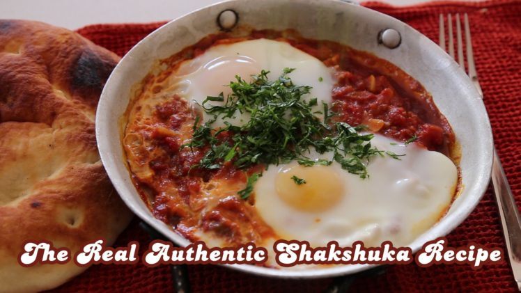 Finally, Authentic Shakshuka Recipe