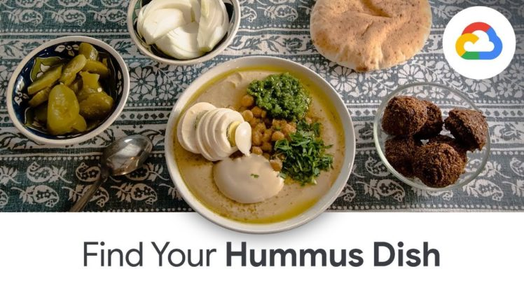 Google Hummus API. Coming April, 1st.