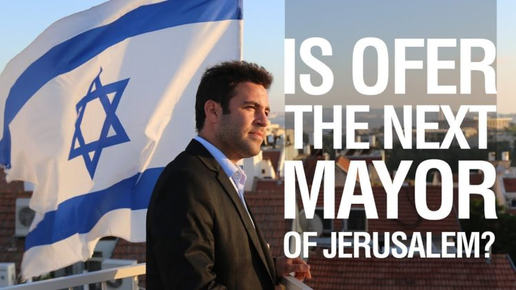 Meet the man who might be the next Mayor of Jerusalem: Ofer Berkovitch